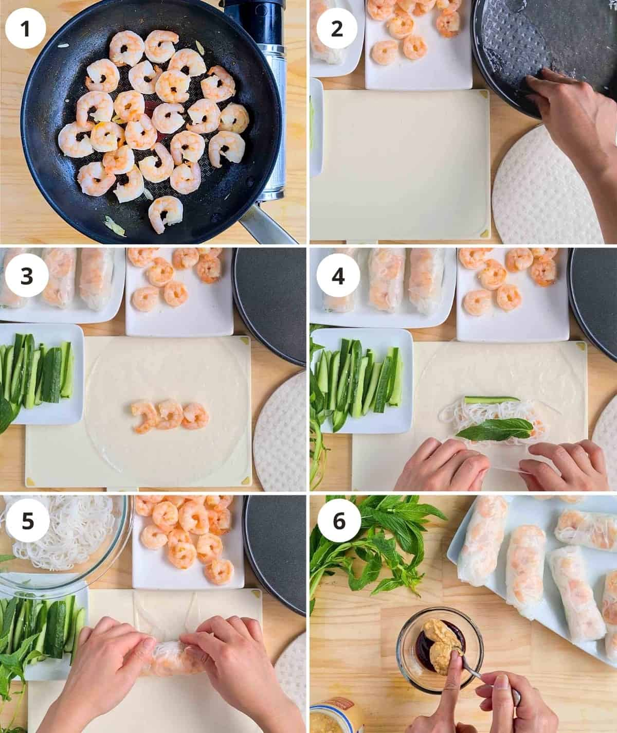 Step by step snap shot instructions