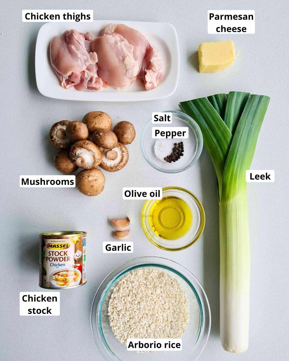 Ingredients required to make this recipe