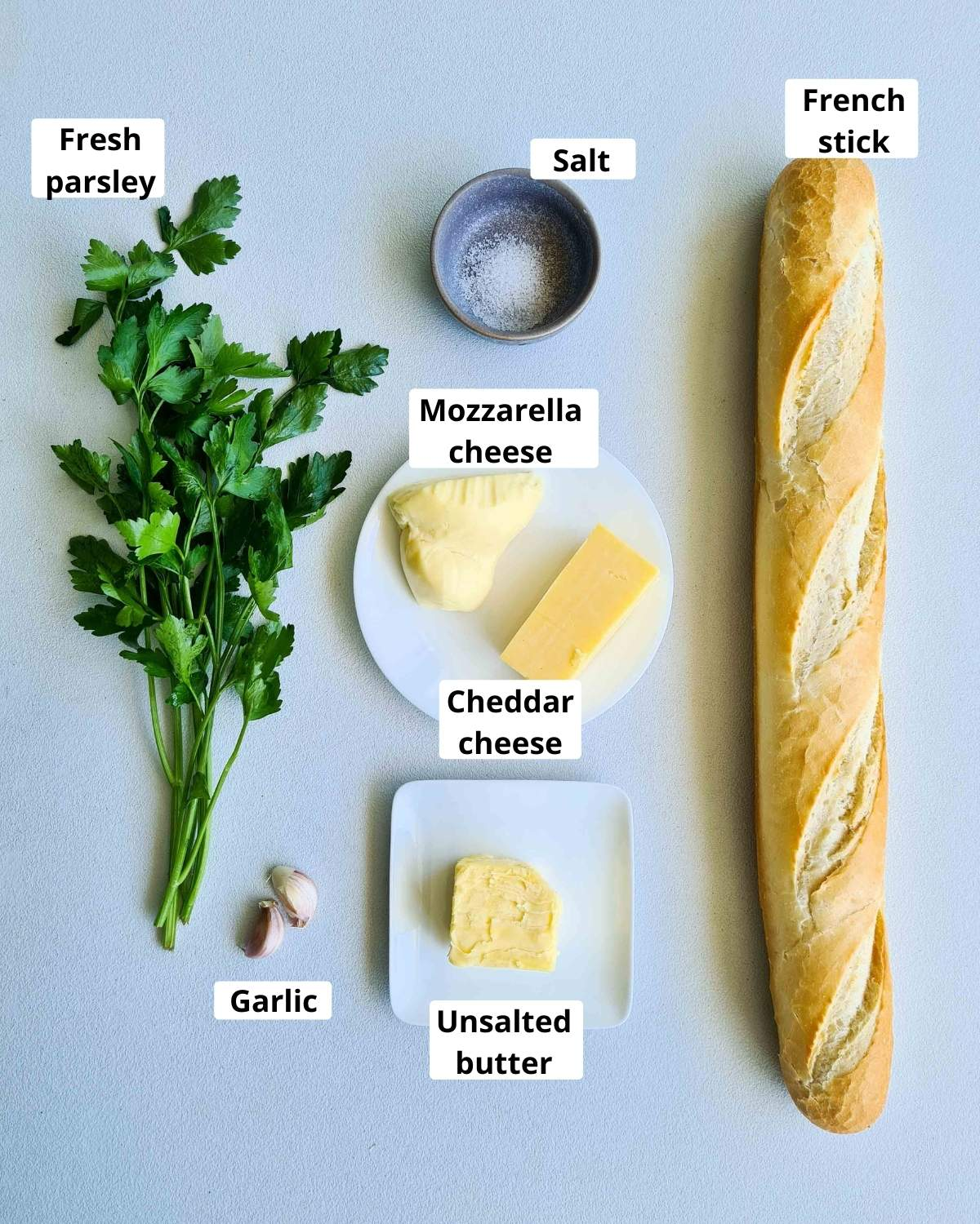 Ingredients required for this recipe